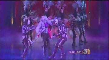 "Cirque du Soleil's new show ""KOOZA!"" By Jennifer Thomas"