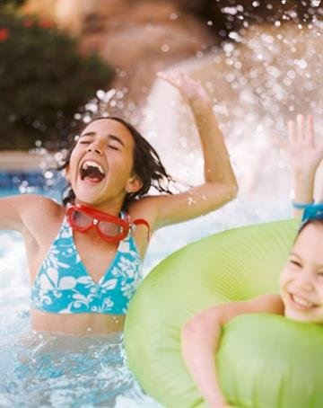 Kids at play at the Westin Kierland Resort & Spa By Tyson Milanovich