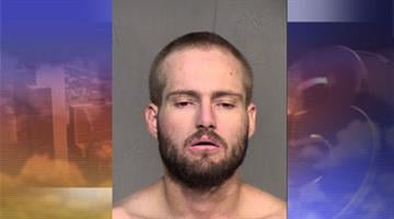 Jeremy Jay Mountain, 28, is facing drug charges By Mike Gertzman