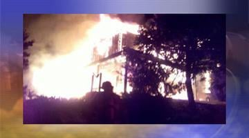 Greyhawk Point Drive house fire By Jennifer Thomas