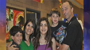 Butwin family photo By Jennifer Thomas