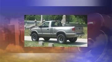 Stock photo of vehicle similar to the suspect vehicle By Jennifer Thomas