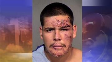 Alejandro German, 21, is facing multiple criminal charges following a fatal accident on Tuesday. By Andrew Michalscheck