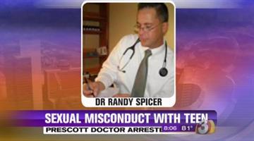 Dr. Randy Spicer By Jennifer Thomas