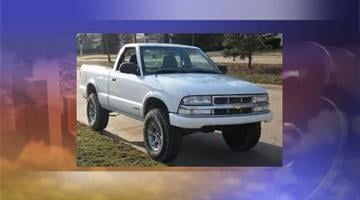 Stock photo of a truck similar to the one involved in Memorial Day hit-and-run. By Jennifer Thomas