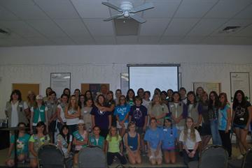 Girl Scout Summit June 2012 By Christina Duggan