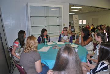 Girl Scout Summit June 2012 - Brittney Shipp By Christina Duggan