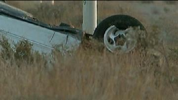 The Department of Public Safety is investigating an early morning wreck involving an SUV that was loaded with bales of marijuana. By Catherine Holland