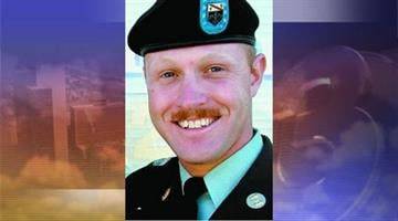 Sgt. 1st Class Barett W. McNabb, 33, died Tuesday when an improvised explosive device detonated near his dismounted patrol. By Andrew Michalscheck
