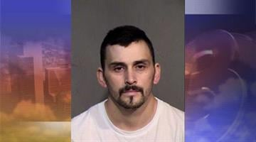 Sheriff Joe Arpaio said Vincent Montoya, 28, turned himself in to deputies on Thursday. By Andrew Michalscheck