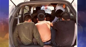 Sixteen illegal aliens were arrested Friday night by the Maricopa County Sheriff's Human Smuggling Unit. By Andrew Michalscheck