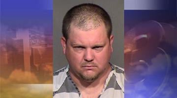 Kristopher Harvey, 32, pleaded not guilty to child abuse charges Wednesday. By Jennifer Thomas