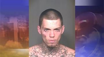 22-year-old Travis Dean Schuetz was arrested Wednesday in connection with a burglary in Mesa. By Andrew Michalscheck