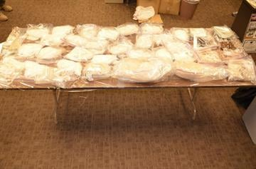The Maricopa County Sheriff's Office discovered a meth lab and 50 pounds of drugs while investigating a West Valley home. By Mike Gertzman