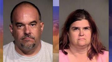 Brian and Jennifer Dicamillo were arrested after a 10-year-old boy claimed Brian offered him money for sex and showed him pornographic material. By Andrew Michalscheck