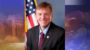 Arizona Congressman Paul Gosar By Catherine Holland