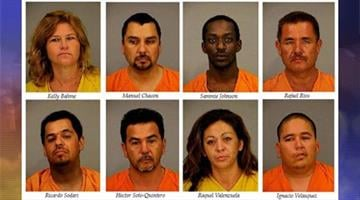 Suspects in Operation Big Rig By Jennifer Thomas