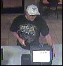 Silent Witness is offering a reward to help identify a suspect wanted in a string of armed robberies at fast-food restaurants and nail salons in Phoenix. By Jennifer Thomas