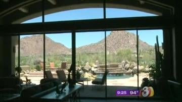 The latest edition of Phoenix Home & Garden Magazine features one Valley couple's dream desert home. The home features spectacular views of Pinnacle Peak. By Andrew Michalscheck