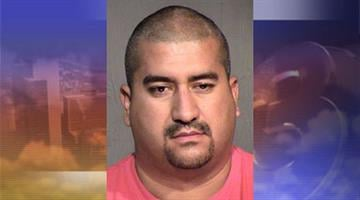 Jesse Noriega was arrested for animal cruelty. By Jennifer Thomas