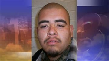Yoan Luna was booked on charges of failure to appear and a felony charge of armed robbery. By Jennifer Thomas