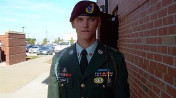 Staff Sgt. Carl Hammar By Catherine Holland