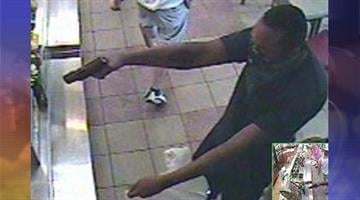 A suspect threatened customers and employees during an armed robbery at a Subway near Northern and 35th avenues June 18. By Jennifer Thomas