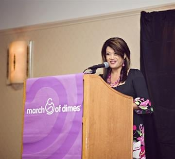 March of Dimes March For Babies Awards - Tess Rafols By Christina Duggan