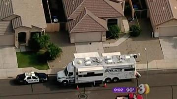 Police investigating 'suspicious death' at Mesa home By Catherine Holland