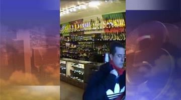 El Mirage Police are searching for a man suspected of stealing money and bath salts from a Valley smoke shop. By Andrew Michalscheck