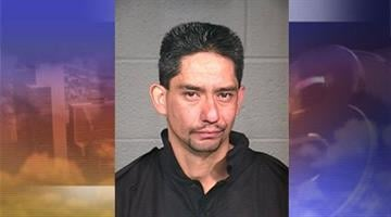 Ralph Gamboa died Friday afternoon after Chandler Police attempted to place him under arrest. This booking photo is from November 2004. By Andrew Michalscheck