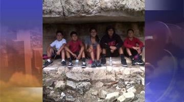 Tylor Joe Harper, 16; Tori Sanchez, 13; Jullian Flores, 12; Damion Cuadras, 11; and Dominic Cuadras, 10, died when a semi-truck crashed head-on into a van. By Andrew Michalscheck