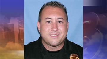 Officer Justin Penrose By Jennifer Thomas