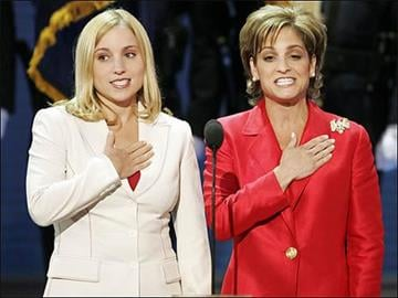 Kerri Strug and Mary Lou Retton By Catherine Holland