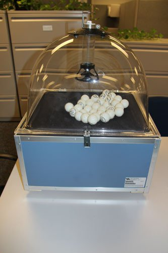 Using a bingo-like machine, 99 certificates will be handed out. The winners will be chosen at random. By Jennifer Thomas