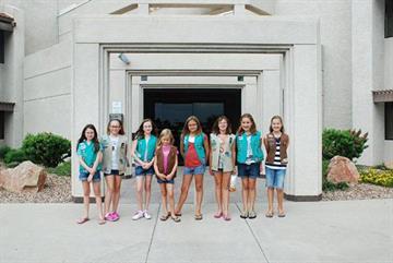 Girl Scout Tour July 2012 By Christina Duggan