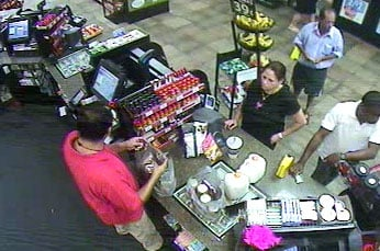 Police said burglary suspects used the victims' credit cards at various retail locations. By Jennifer Thomas