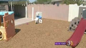 Burglars made off with about $6,000 worth of toys and playground equipment. By Jennifer Thomas