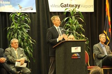 Scott Somers, Mesa Vice Mayor By Mike Gertzman