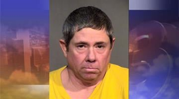 Undercover officers arrested a Mesa man in a bestiality sting. By Mike Gertzman