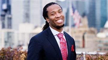 Larry Fitzgerald By Catherine Holland