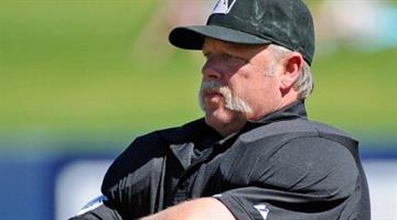 Umpire Jim Joyce By Catherine Holland