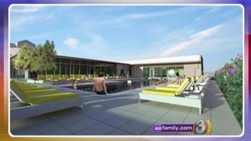 The Y at ASU will give students at ASU's downtown campus a new place to workout. By Andrew Michalscheck