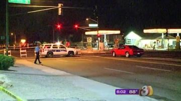 A Phoenix woman was hit by a car and killed while crossing the street late Sunday night. By Catherine Holland