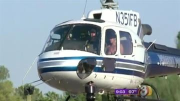 Two teens had to be rescued by helicopter after they got stranded on a trail at Echo Canyon. By Catherine Holland