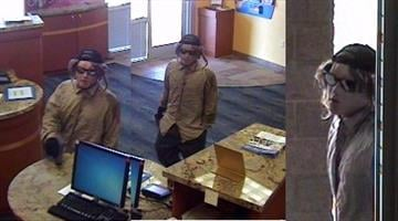 The FBI's Bank Robbery Task Force and the Glendale Police Department need the public's help to find the man who held up a credit union Thursday. By Catherine Holland