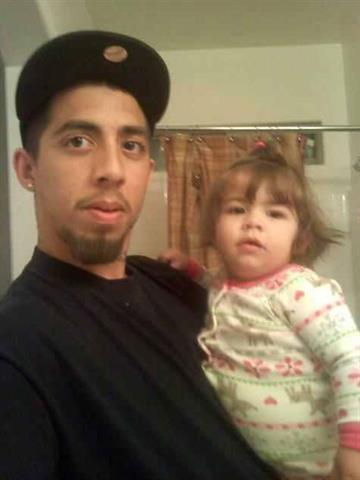Salvador Hernandez was shot early Saturday morning. By Jennifer Thomas