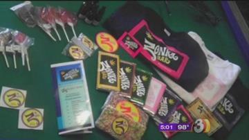 Authorities dismantled a drug-trafficking organization/criminal syndicate involving the sale of marijuana and marijuana products. By Jennifer Thomas