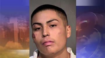 Police have made an arrest in the death of a 16-year-old boy who was shot while trying to prevent an armed robbery in a Phoenix park Thursday evening. By Mike Gertzman
