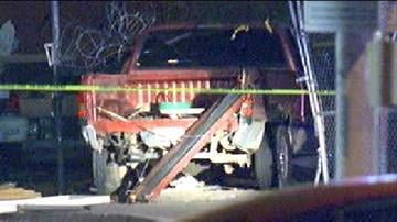 Police are investigating a deadly wreck in which the driver of a pickup truck was impaled by a pole. By Catherine Holland